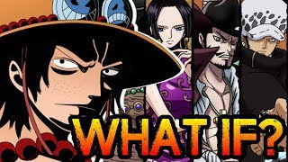 Download WHAT IF: Ace Joined The Seven Warlords? - One Piece Discussion Video