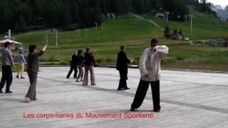 Download Les corps-lianes du Mouvement Spontané 3 Video