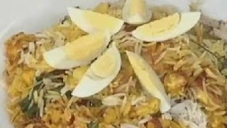 Download Quick Chicken Biryani - Sanjeev Kapoor - Khana Khazana Video
