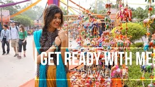 Download Get Ready with Me for Diwali! Hair+Makeup+Outfit! Video