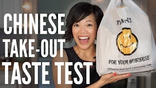 Download Chinese Take-Out TASTE TEST | my first time ordering Chinese-American food Video