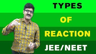 Download Types of Reactions Part-1 I NEET/JEE Video
