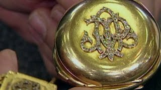 Download Top Finds: Pocket Watch With Fob Chain Video