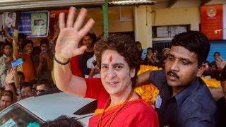 Download Priyanka Gandhi Addresses a Rally in Ayodhya Video