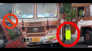 Download MIRROR VIDEO - TATA VS ASHOK LEYLAND LEFT HAND LOOK LIKE STEERING Video