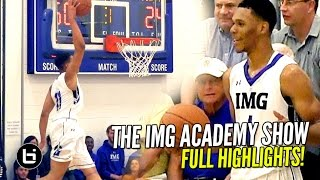 Download Trevon Duval & IMG Academy CRUSH The Competition! Emmitt Williams & Silvio De Sousa SHOWTIME! Video