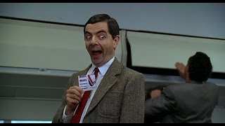 Download [HD] First Class Flight (Mr. Bean) Video