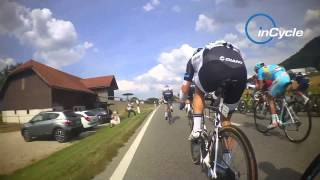Download inCycle video: Inside the sprint finish on stage 5 of the Tour de Suisse Video