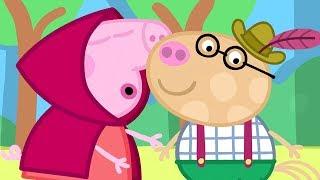 Download Peppa Pig in Hindi - School Play - School ka Natak- हिंदी Kahaniya - Hindi Cartoons for Kids Video