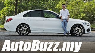 Download Mercedes-AMG C43 4MATIC Sedan (CKD) review - AutoBuzz.my Video