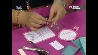 Download Cómo hacer una Bolsita e Invitación de Papel (METVC) Video