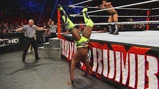 Download Kofi Kingston's miraculous Royal Rumble Match saves Video