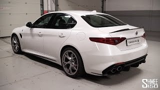 Download Is the Giulia Quadrifoglio Still as Good the Second Time Around? Video