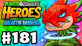 Download Dark Matter Dragonfruit Legendary! - Plants vs. Zombies: Heroes - Gameplay Walkthrough Part 181 Video