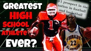 Download Meet the GREATEST High School Athlete You've NEVER Heard Of Video