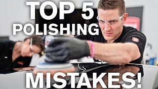 Download Top 5 Paint Polishing Mistakes to Avoid! ATA 203 Video
