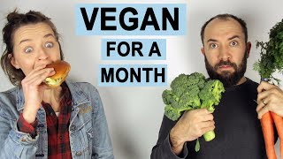 Download I Went Vegan for a Month. Here's What Happened. Video