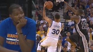 Download Kevin Durant's Warriors Debut! Spurs Expose Weaknesses Video