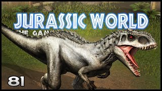 Download Jurassic World || 81 || INDOMINUS REX! Video