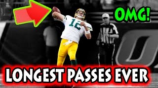 Download Longest Passes in Football History (NFL) Video