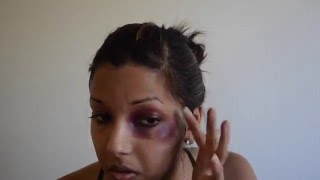 Download Reverse Makeup tutorial || Domestic Violence Awareness Video