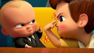 Download The Boss Baby ALL MOVIE CLIPS - 2017 DreamWorks Animation Video