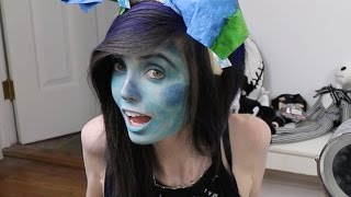 Download BLUES CLUES MAKE-UP CHALLENGE! | Skyler Truth and Eugenia Cooney Video