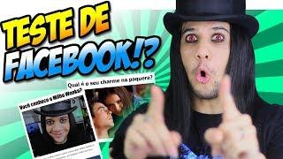 Download UM TESTE SOBRE MIM e TESTANDO O CHARME Video