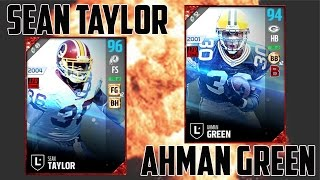 Download Limited Sean Taylor, Ahman Green and Night Train Lane Gameplay!!! - Madden 17 Ultimate Team Video