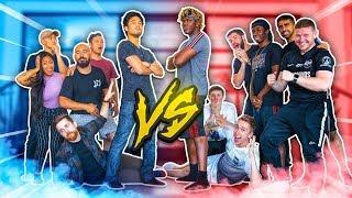 Download NIGAHIGA VS SIDEMEN - THE ULTIMATE CHALLENGE Video