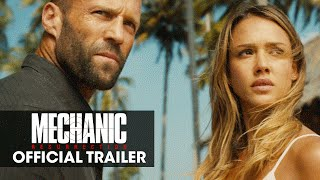 Download Mechanic: Resurrection (2016) – Official Trailer - Jason Statham, Jessica Alba & Tommy Lee Jones Video