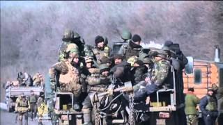 Download Ukrajinska vojska napušta Debaljcev Video