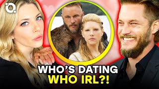 Download Vikings: The Real-life Partners Revealed | ⭐OSSA Video