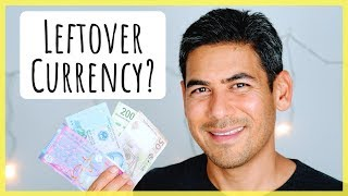 Download What to Do With Leftover Currency? | 7 Tips for Dealing with Unused Notes & Coins Video