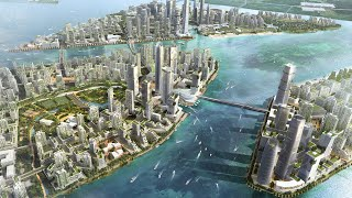 Download Malaysia's $100BN Smart Island City | The B1M Video