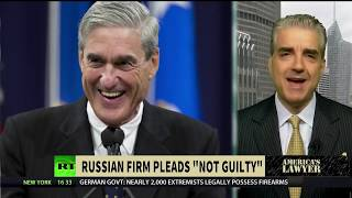 """Download Russians Plead """" Not Guilty""""; Judge Says Mueller Can't Delay Sharing Evidence Video"""