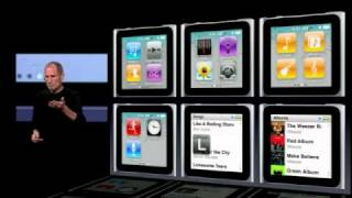 Download Apple September 2010 Music Event-The iPod Nano Touch Video