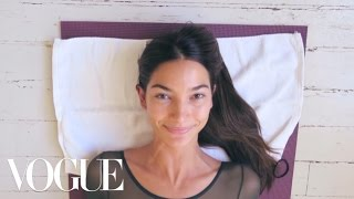 Download Watch Lily Aldridge Train for the Victoria's Secret Fashion Show - Vogue Video