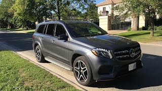 Download 2017 Mercedes-Benz GLS 450 4MATIC - Review Video