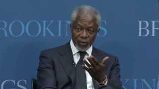 Download Kofi Annan: The Security Council Should Be Reformed Video