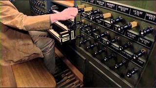 Download Martinikerk Pipe Organ Pedal Solo by Sietze de Vries [from Martinikerk Rondeau] Video