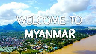 Download HOW TO TRAVEL MYANMAR - A Backpacking Documentary - Episode 1 Video