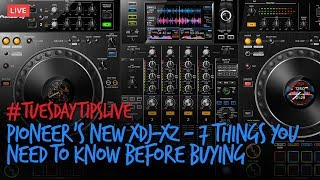 Download Pioneer DJ's new XDJ-XZ - 7 things you NEED to know before buying #TuesdayTipsLive Video