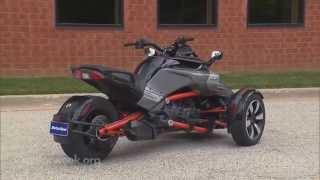 Download MotorWeek | Two Wheelin': 2015 Can-Am Spyder F3 Video