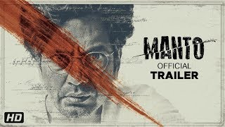 Download Manto - Official Trailer | Nawazuddin Siddiqui | Nandita Das | In Cinemas 21st September 2018 Video