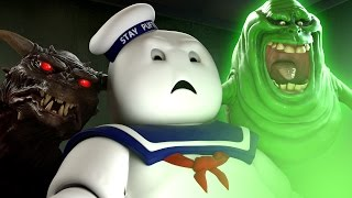 Download Marshmallow Man Reacts to GHOSTBUSTERS Trailer Video