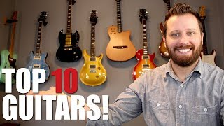 Download Top 10 Guitars In My Collection! Video