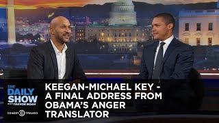 Download Keegan-Michael Key - A Final Address from Obama's Anger Translator: The Daily Show Video
