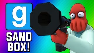 Download Gmod Sandbox Funny Moments - Fish Tank, Wii Sports, Trippy Maps, Crazy Bombs! (Garry's Mod) Video