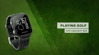 Download Approach S20 - Starting a Round of Golf (English) Video